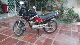 Moto YBR 125. Escucho ofertas