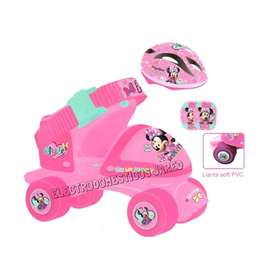 Mini Patín Disney -Minnie Mouse-MRM-18 Electrodomesticos Jared