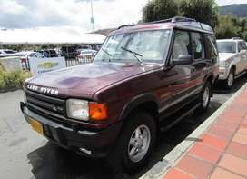 vendo Land Rover Discovery 1996 MT, impecable.