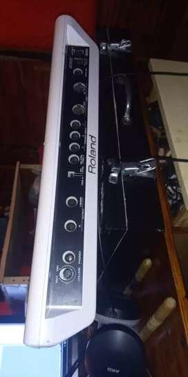 Octapad Roland spd20+ pie Roland kd7+anvil