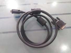 Cable VGA pc 1.5m