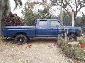 Vendo Camioneta  Ford Clásica Año 1976
