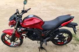 Suzuki gixxer 150 modelo 2020