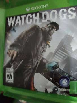 Vendo Cambio Watch Dogs para Xbox One en perfecto Estado