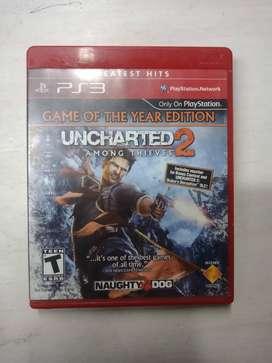 Uncharted 2 PS3 (Usado)