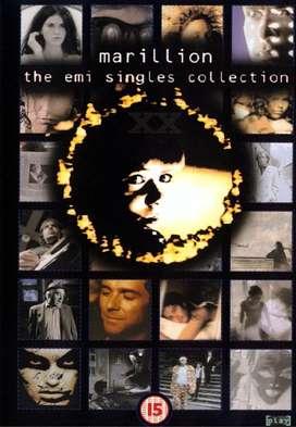 Marillion emi single collection DVD
