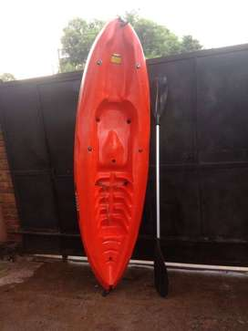 kayack para una persona