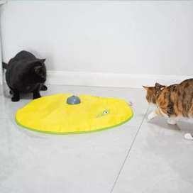 Juego interactivo para gatos