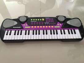 Piano kawasaki 49 teclas