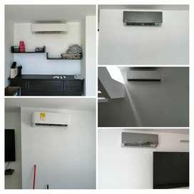 Mantenimiento, reparación e instalación de aires acondicionados