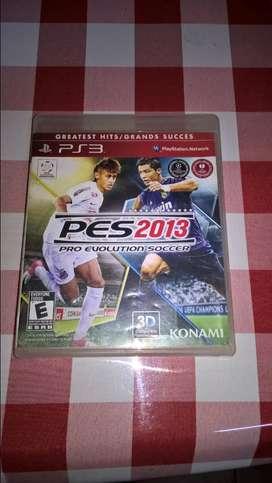 Cambio juego PES 2013
