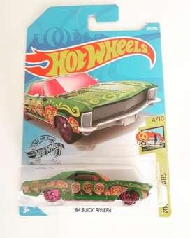 Hot Wheels - '64 Buick Riviera