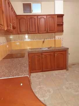 Departamento amplio de 3 dormitorios muy acogedor en Machala valor $350 telefono