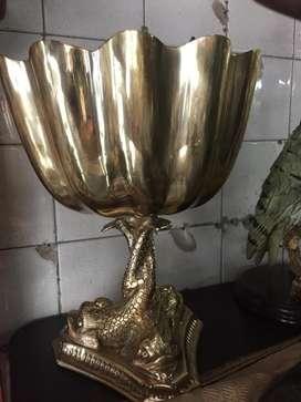 Jarron en bronce