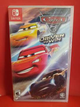 Cars 3.. switch