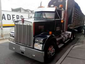 Vendo Kenworth W900