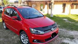 VENDO IMPECABLE VOLKSWAGEN SURAN HINGLINE 2015 MSI FULL