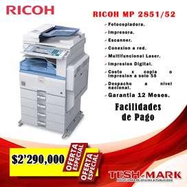 se alquila fotocopiadora