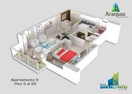 Se vende apartamento Torres Barlovento, sector c.c. multicentro,Ibague