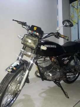 Vendo o cambio Moto ax100 2