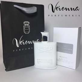 Perfume Silver Mountain Water Creed Original 120 Ml Veronna