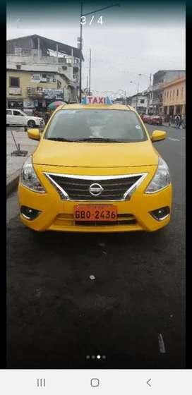 Taxy Nissan versa