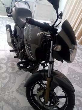 Vendo Moto apache 180 2013