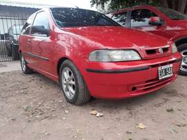 Fiat Palio 2004 Nafta financio