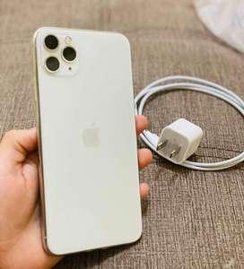 Iphone 11pro max blanco 256gb