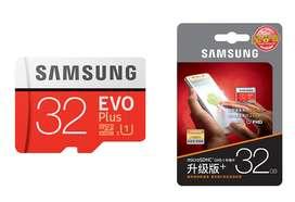 MEMORIA MICRO SD 32 GB SAMSUNG EVO
