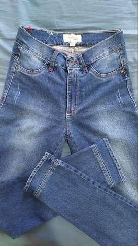 Jeans maycla divino como nuevo talle 26