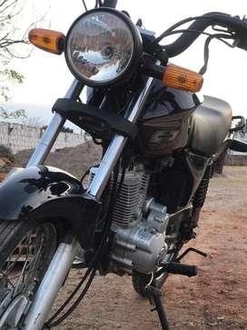 VENDO O PERMUTO MOTOMEL S2 150cc