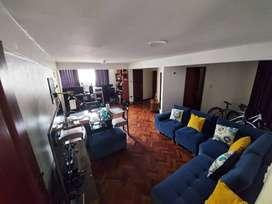 Alquiler amplio departamento 82MT2 a 1200 mensual en San Miguel Altura Hiraoka