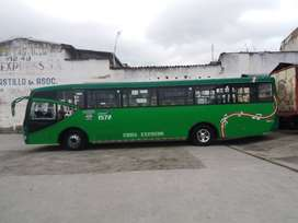 Bus urbano excelente precio