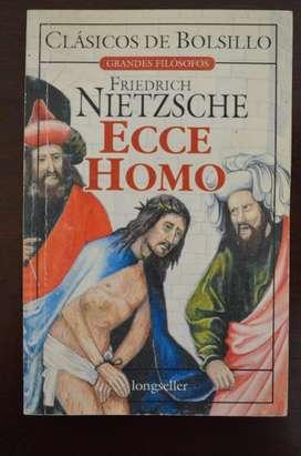 Libro Ecce Homo