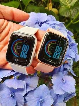 Smartwatch Y68 / Reloj inteligente D20
