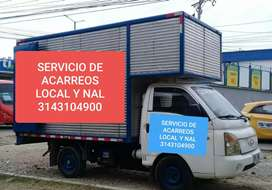 SERVICIO DE ACARREOS
