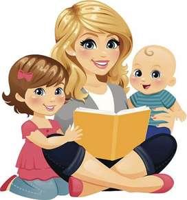 Ofrezco servicio de niñera (cuidado) de niño (a) en etapa escolar, bebés.