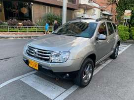 Renault duster dynamic 2015 full equipo