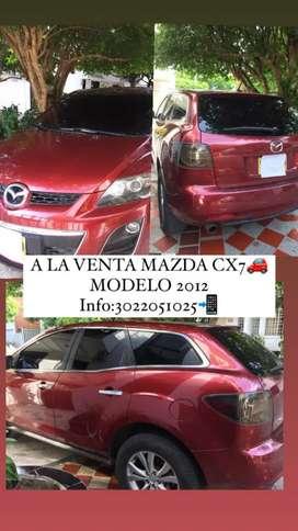 Mazda CX7 EN VENTA