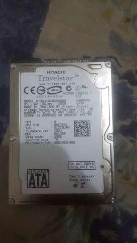Se vende disco duro de 80 gb y uno de 20 gb