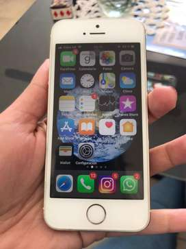 Iphone 5s color Gold