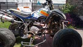 Cuatriciclo dynamic 2007 cilindrada 200