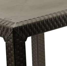 mesas Rimax eterna C con brazo WG Combo mesa eterna + 4 sillas eterna con brazos/Rimax