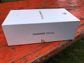 Celular Libre Huawei P20 Lite 32gb/ Recono imiento Facial
