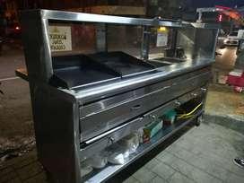 Se vende carro de comidas rápidas (precio negociable, transporte, etc)