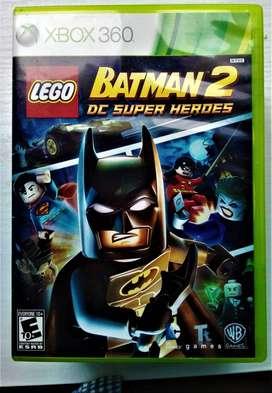 CD Juego XBOX360  Original Lego Batman2