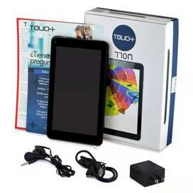 Tablet touch 7 wifi negra