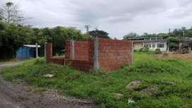 LOTE EN CONSTRUCCIÓN TIERRA CALIENTE