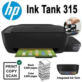 IMPRESORA INK TANK HP 315